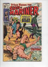 SUB-MARINER #18, VG+, Marie Severin, 1968 1969, Triton, more in store