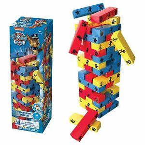 Paw Patrol Jumbling Tower Game nickelodeon