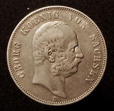 Kgr. Sachsen, 5 Mark 1903 E