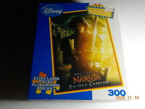 Disney Poster 300 Piece Puzzle Narnia Prince Caspian new sealed