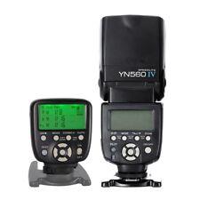 Yongnuo YN560-TX II N Wireless Controller + YN-560 IV Flash Speedlite for Nikon