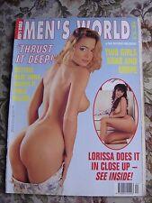 Vintage Glamour Magazine  Volume 6 Number 4  1994