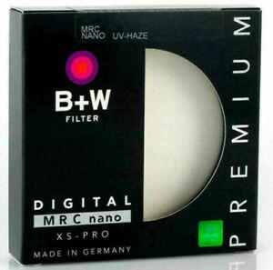 B+W 82mm XS-Pro UV-Haze MRC Nano #010M Filter #66-1066126 Free Shipping