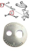 ECCENTRIC CAMBER ADJUSTING CAM PLATE FOR LEXUS LS400 TOYOTA CELSIOR CROWN MARK2
