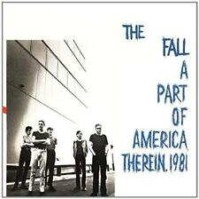 The Fall - A Part Of America Therein, 198 (NEW CD)