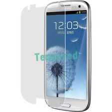Real Tempered Clear Glass Screen Protector For Samsung Galaxy S3 i9300 T999 i747