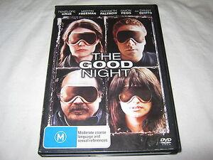 THE GOOD NIGHT - DANNY DEVITO - DVD MOVIE - REGION 4