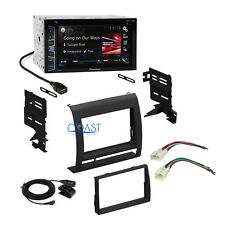 Pioneer 2016 Stereo Radio Double Din Dash Kit Harness for Toyota Tacoma 05-11