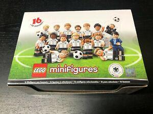 LEGO DFB German Soccer Team Case 60 Minifigures Sealed