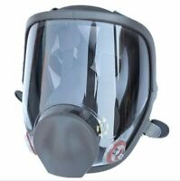 Large Full Face Gas Mask Painting Spraying Respirator For 3M 6800 Facepiece