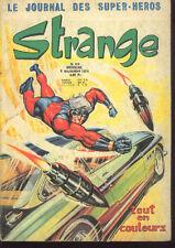 STRANGE 69 CAPTAIN MARVEL LUG Comic Stan LEE GOOD/BE L'araignée DareDevil