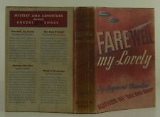 RAYMOND CHANDLER Farewell, My Lovely FIRST EDITION