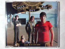 FALL OUT BOY Sugar, we're goin down cd singolo