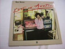 MARC BENNO - LOST IN AUSTIN - LP VINYL 1979 CUT OUT SLEEVE - ERIC CLAPTON