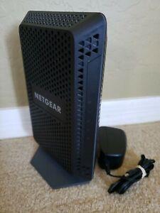 NETGEAR CM600 High Speed 960Mbps 24x8 DOCSIS 3.0 Cable Modem