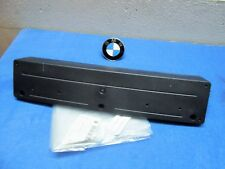 BMW x1 e84 PARAURTI NUOVO PORTATARGA BARRA ANTERIORE HOLDER LICENSE PLATE