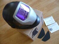 3M Speedglas 9100XXi SW Darkening Welding Helmet w/S-Windows, Hornell Speedglass