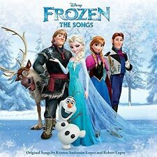 Frozen: The Songs Original Soundtrack
