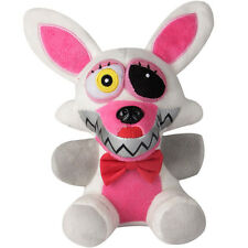 """Hot 6"""" FNAF Five Nights at Freddy's Nightmare White Mangle Plush Doll Toy"""
