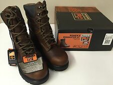 "Timberland Pro 88116 Women's Rigmaster 8"" Waterproof Safety Toe Boots Sz 7M NEW"