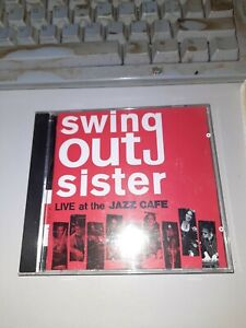 Swing Out Sister Live At The Jazz Cafe Japan Cd Obi