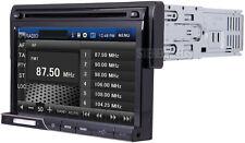 "FARENHEIT TI-710B 1 DIN CAR BLUETOOTH DVD/CD PLAYER 7"" TOUCH SCREEN LCD MONITOR"