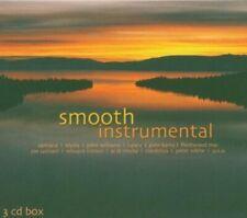 Smooth Instrumental (Sony) John Barry, Caravelli, Nini Rosso, Ennio Mor.. [3 CD]
