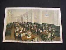 Restaurant Elite Catering Co., Los Angeles, California Postcard