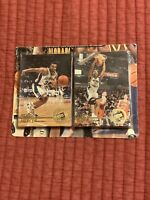 NBA 1997 Basketball Rookies Complete SEALED 45 Card Factory LP Set TIM DUNCAN RC