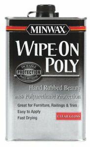 MW WIPE-ON POLY GLS PINT