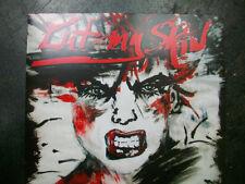 Cut My Skin - Mind Control LP  Das aktuelle Studioalbum + PosterTextheft Sticker