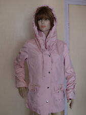 f22b96a7d8 IMPER TRENCH PARKA LEGERE rose clair 40 42 IMPERMEABLE LEGER Anne Weyburn  NEUF