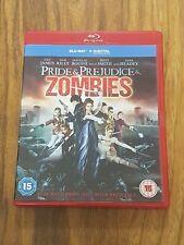 Pride & Prejudice & Zombies - Blu-Ray - Excellent Condition