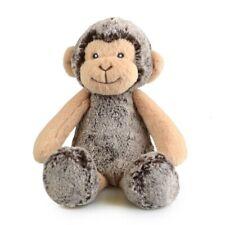 Frankie & Friends 28cm Koko Monkey Soft Animal Plush Stuffed Toy Kids 3y Grey