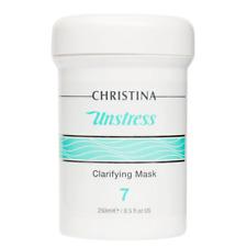 Christina Unstress Clarifying Mask (Step 7) 250ml + samples