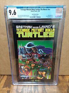 Teenage Mutant Ninja Turtles: The Movie (CGC 9.6)