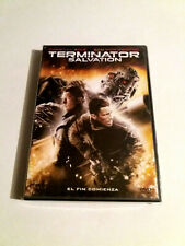 "DVD ""TERMINATOR SALVATION"" McG CHRISTIAN BALE SAM WORTHINGTON ANTON YELCHIN BRYC"