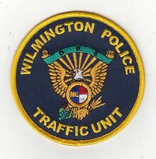 North Carolina Wilmington Police Traffic Unit Drug Recognition Expert
