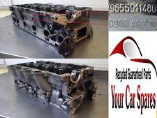 Peugeot 207 1.6 Diesel HDi Cylinder Head 72,438 Miles 9655911480 0988081699