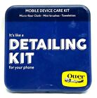 Otterbox Detail Cleaning Kit for Mobile Cell Phone Device In Reusable Tin Box