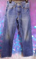 American Eagle Outfitters Denim Blue Jeans Mens 28 x 30 Relaxed Straight Leg