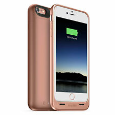 mophie Juice Pack Compact Battery Case for iPhone 6 Plus / 6s - Rose Gold
