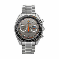 Omega Speedmaster Racing Chrono Auto Steel Mens Watch Date 329.30.44.51.06.001