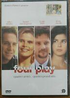 Four Play (DVD - Nuovo sigillato) - EP Enrico Pinocci
