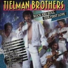 Tielman Brothers - Rock & Roll Our First Love [New CD]