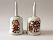 1975 & 1976 Schmid Christmas Bells each w/ box