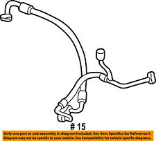 FORD OEM 00-04 Excursion AC A/C Air Conditioner-Discharge Line 4C7Z19D850AA