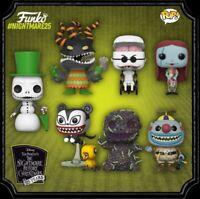 Funko Pop! Nightmare Before Christmas Mystery box