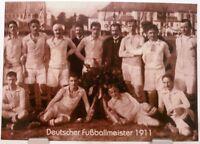 Viktoria Berlin + Deutscher Fußball Meister 1911 + Fan Big Card Edition F35 +
