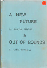 "Star Trek TOS Fanzine ""A New Future & Out of Bounds"" K/S (Slash) British"